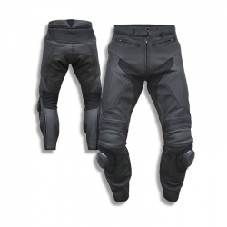 Leather Pent
